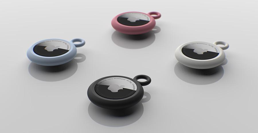 Apple AirTag UAG Dot Case