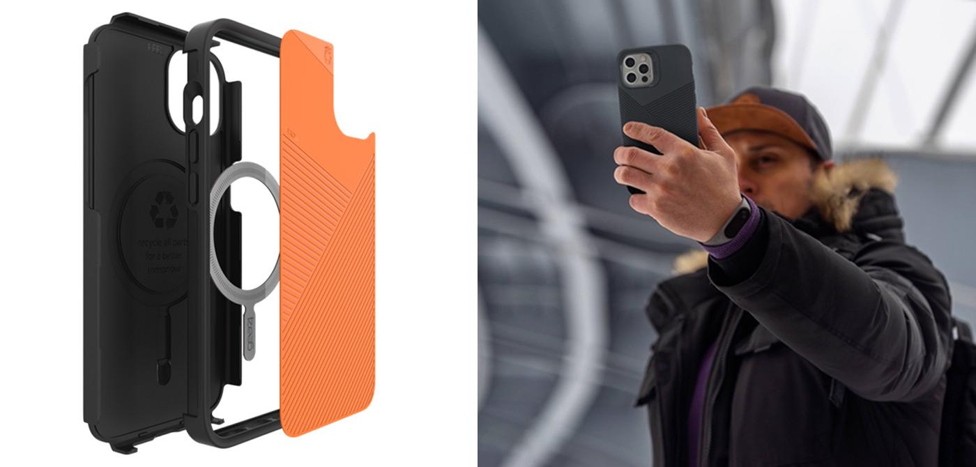 Gear4 iPhone 13 Denali Snap MagSafe case